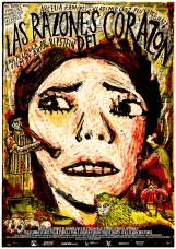 """Las Razones Del Corazón – Arturo Ripstein - Tema: """"A mayor egoísmo y obsesión, mayor será tu destrucción"""" - Esta película es un viaje a los interiores de la psique de Emilia, una mujer frustrada en todo, especialmente en el amor, que nos recuerda lo sórdido y amargo de una existencia sin sentido. Ella vive en un desolador apartamento, sucio, sombrío y tan desordenado como su mente. Vive afligida por los años que se le van, y afligida por el amor que también se le va. Se la pasa escapando de sus deudas contraídas para retener a un amante que la desprecia. Vive huyendo tanto de sus cobradores como de su realidad."""